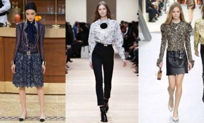 Bluze la moda toamna-iarna 2015-2016