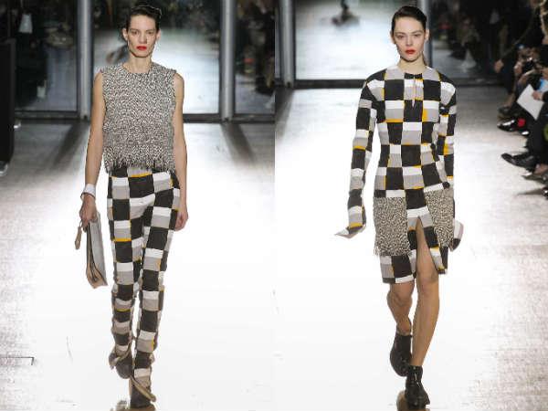 Tendinte moda toamna iarna 2015 2016 dungi si carouri