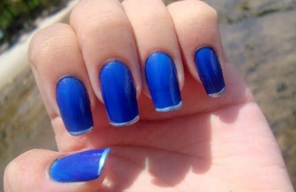 albastre lungi