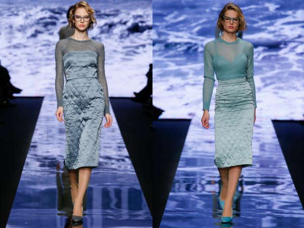 Tendinte moda toamna iarna 2015 2016 stofe matlasate si umflate
