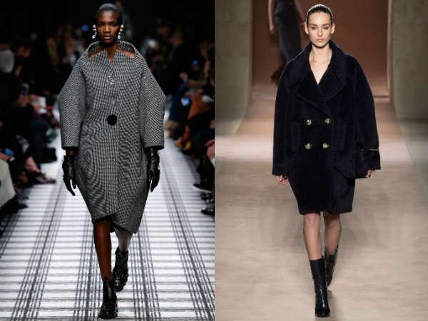 Tendinte moda toamna iarna 2015 2016 croiala masculina, silueta libera