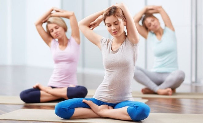 Yoga: exercitii, care te vor ajuta sa te redescoperi