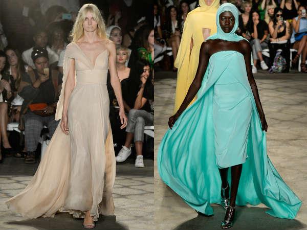Ce rochii se poarta vara 2016