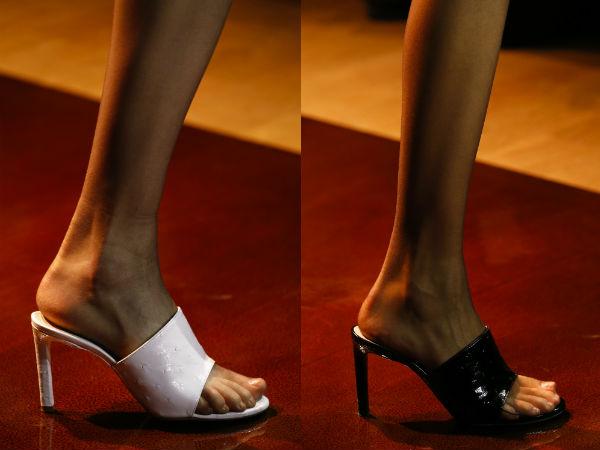 Sandale cu toc subtire primavara vara 2016