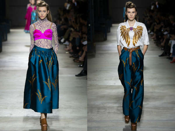 Paris saptamana modei Dries Van Noten