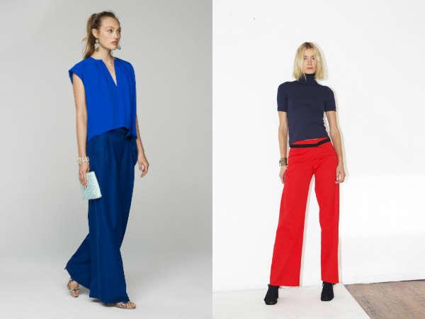 Pantaloni 2016 dama primavara vara: culori