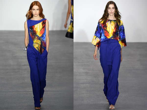 Jean-Pierre Braganza primavara vara 2016 saptamana modei la Londra