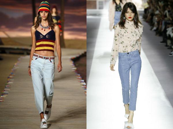 Blugi 2016 capri la moda primavara vara