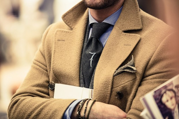 Cravate clasica Windsor
