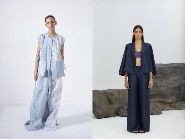Pantaloni primavara vara 2016: croiala libera