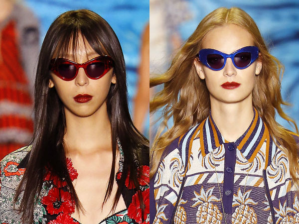 Modele ochelari de soare butterfly primavara vara 2016
