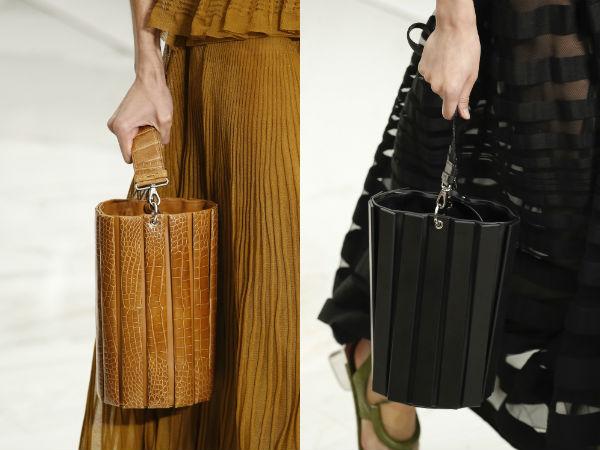 Ce forma la geanta se poarta in 2016