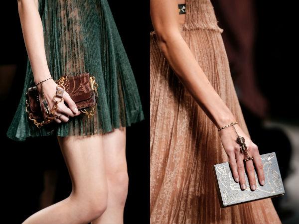 Geanta clutch la moda primavara vara 2016