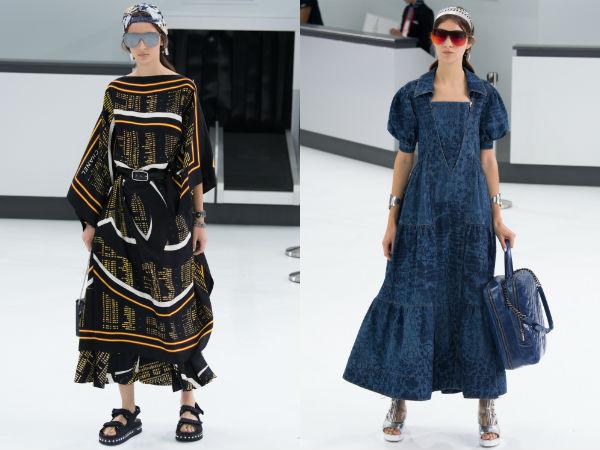 Rochite casual la moda lungi