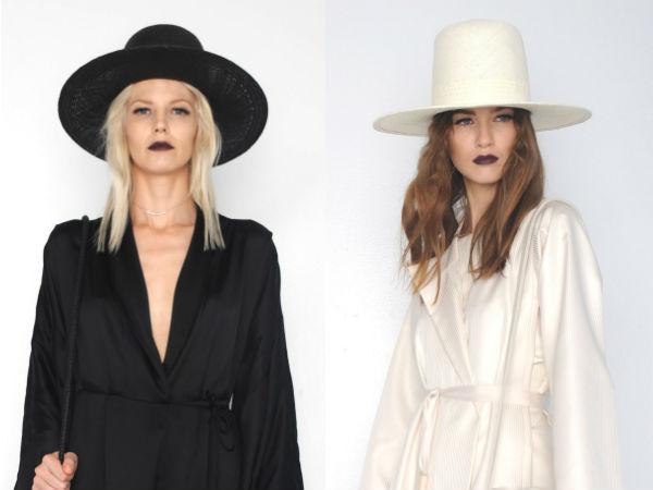 Palarii la moda primavara vara 2016