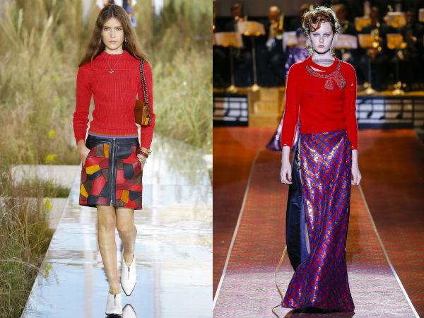 rosii tricotate