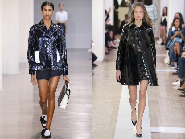 Geci dama stralucitoare la moda primavara vara 2016