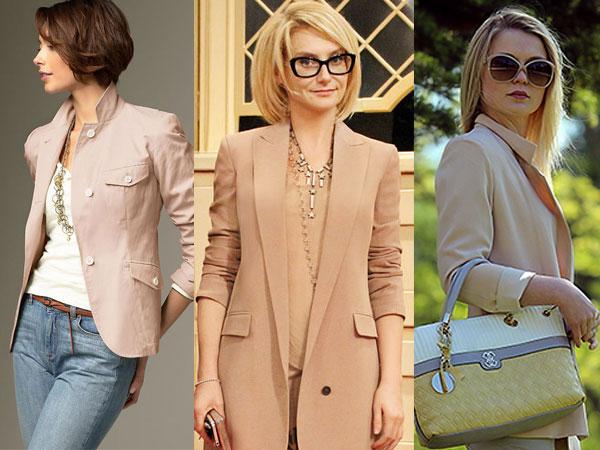 Culoarea bej la moda cum purtam