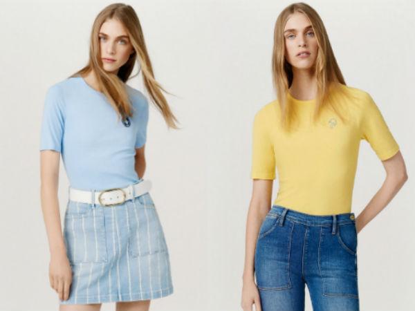 Tricouri la moda primavara vara 2016: culori