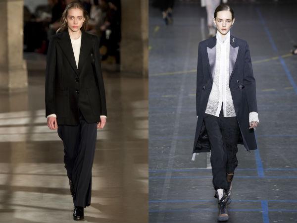 Sacouri lungi la moda 2017