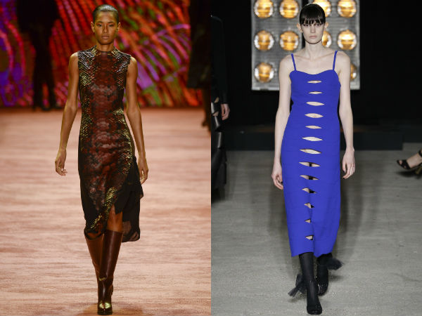 Rochii de zi la moda