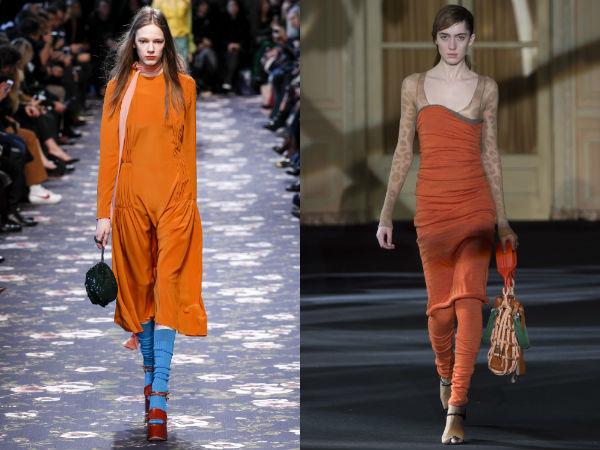 Ce culori rochii de zi se poarta in 2017