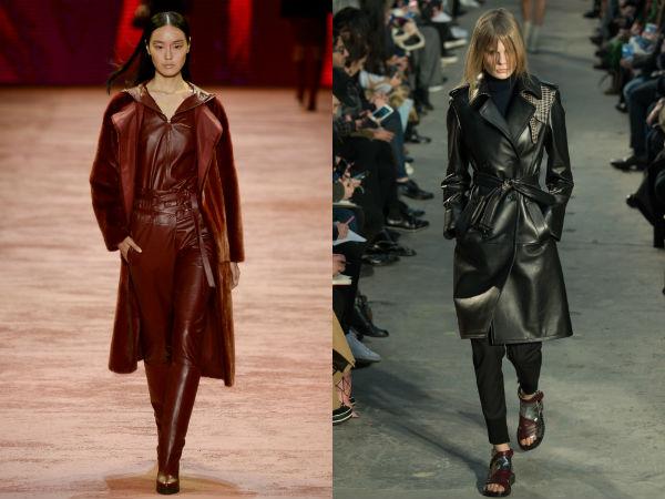 Geci la moda lungi toamna iarna 2016 2017