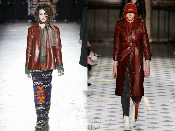 Geci dama culori la moda