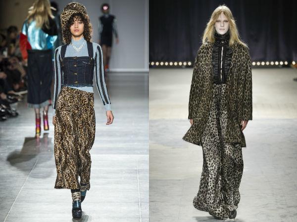 Pantaloni 2016 2017 dama toamna iarna: imprimeuri