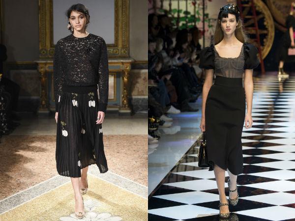 Rochie culoare neagra