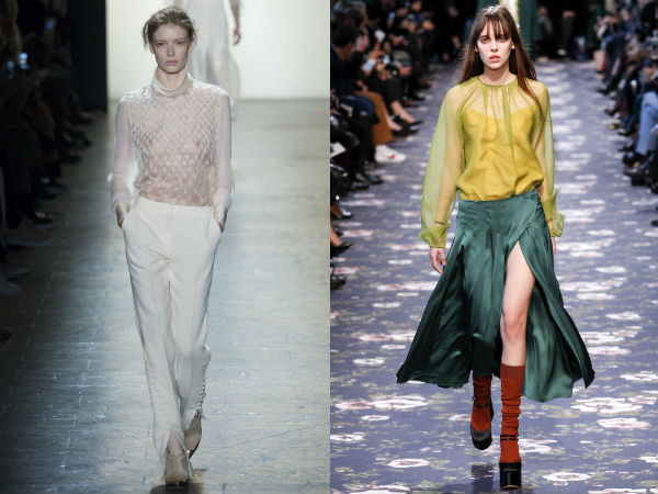 transparente la moda