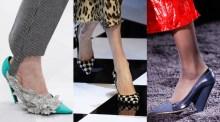 Pantofi 2016 2017 dama