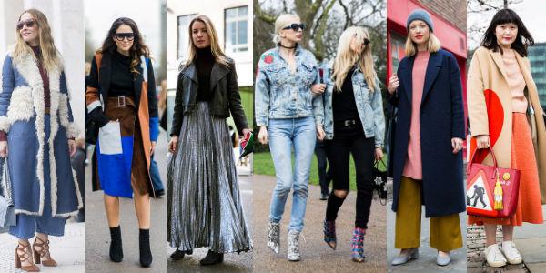 Tendinte moda strazii 2017