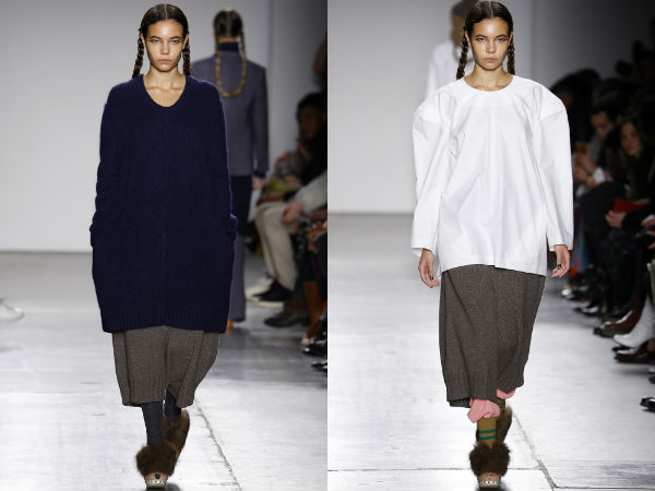 oversize la moda