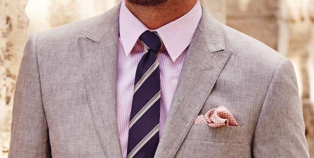 Camasa roz ce cravata merge
