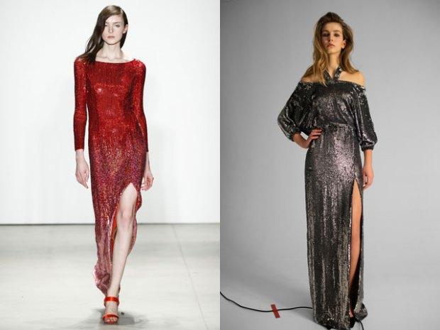 Ce rochii se poarta in seara de revelion