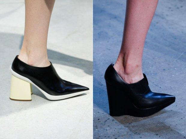 Ce pantofi se poarta primavara 2017