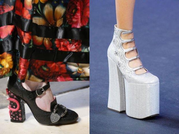 Pantofi Mary Jane primvara vara 2017