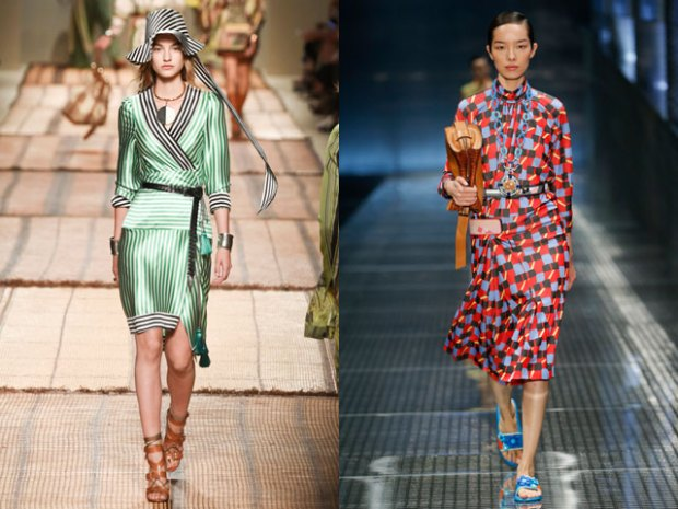 Ce rochii de zi se poarta primavara 2017