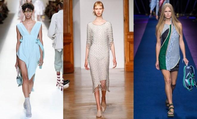 Rochii de zi la moda primavara-vara 2017
