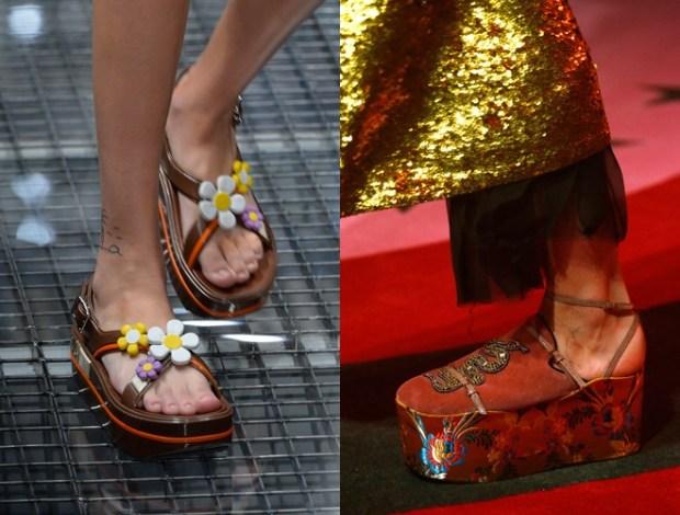 Platforme la moda