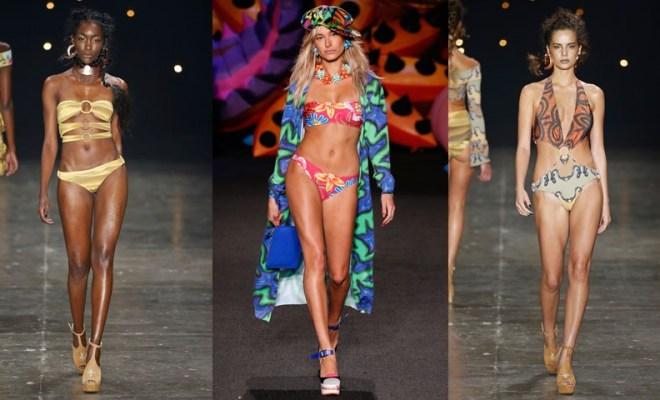 Costume de baie la moda primavara-vara 2017