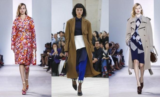 Paltoane la moda primavara-vara 2017