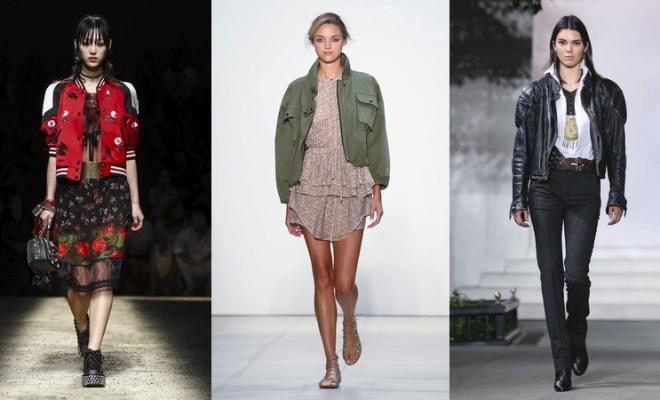 Geci la moda primavara-vara 2017