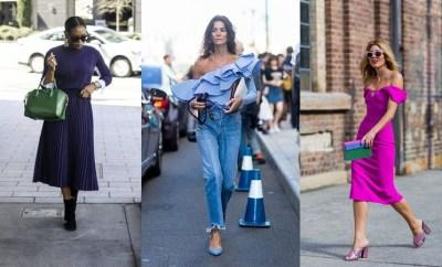 Tendinte moda strazii primavara-vara 2017