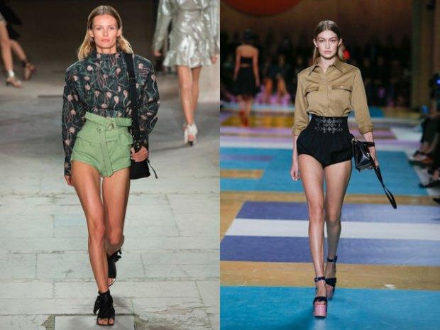 Ce pantaloni scurti se poarta in 2017