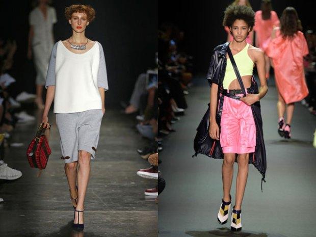 Pantaloni scurti 2017 pana la genunchi