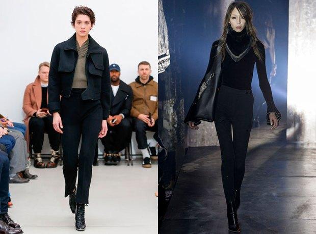 Pantaloni 2017 2018 skinny dama