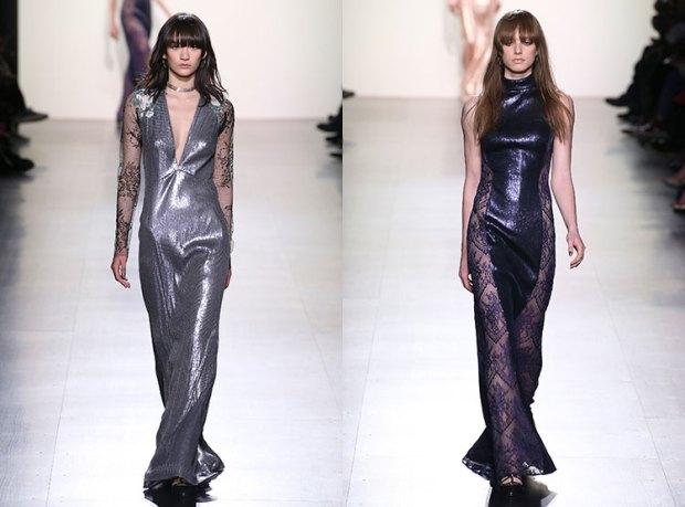 Ce rochii de seara se poarta toamna 2017