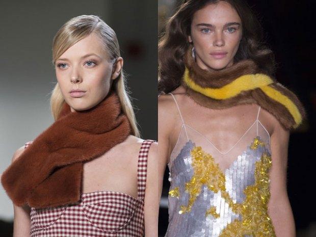 Fulare la moda toamna iarna 2017 2018